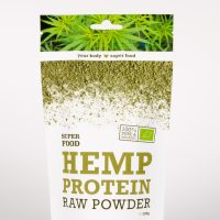 HEMP PROTEIN POWDER FRONT