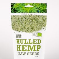 HULLED HEMP FRONT