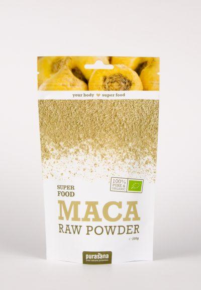 MACA POWDER FRONT