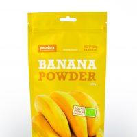 banana powder front