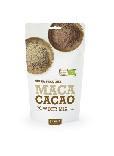 MACA & CACAO POWDER
