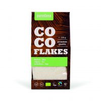 coconut flakes fine front
