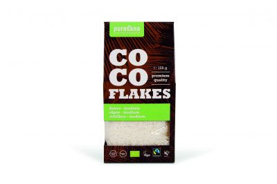 coconut flakes medium front