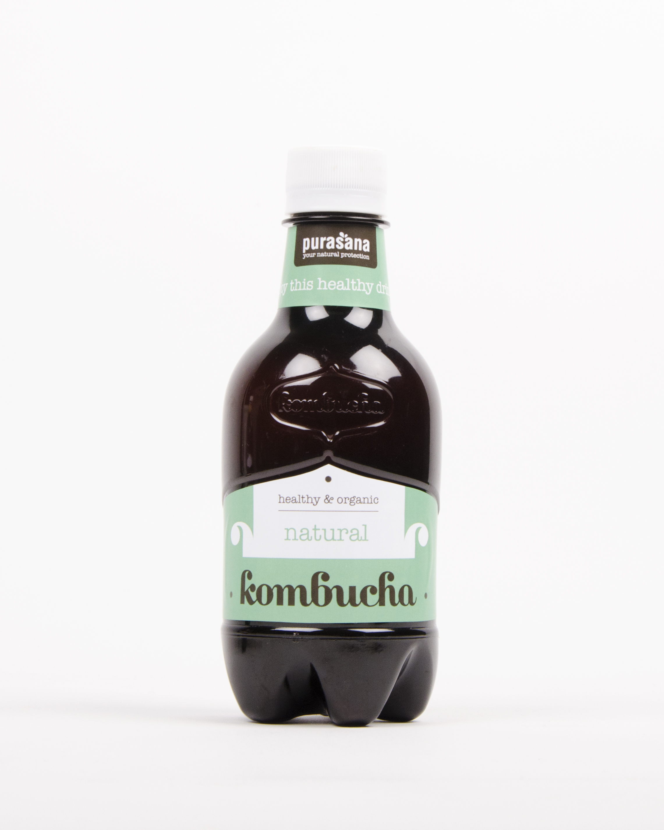 kombucha natural front