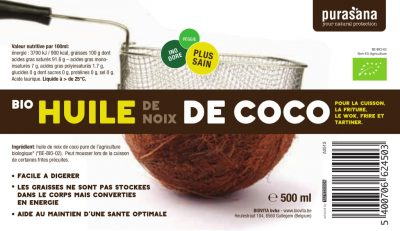 coconut oil rear