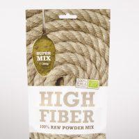high fiber mix front