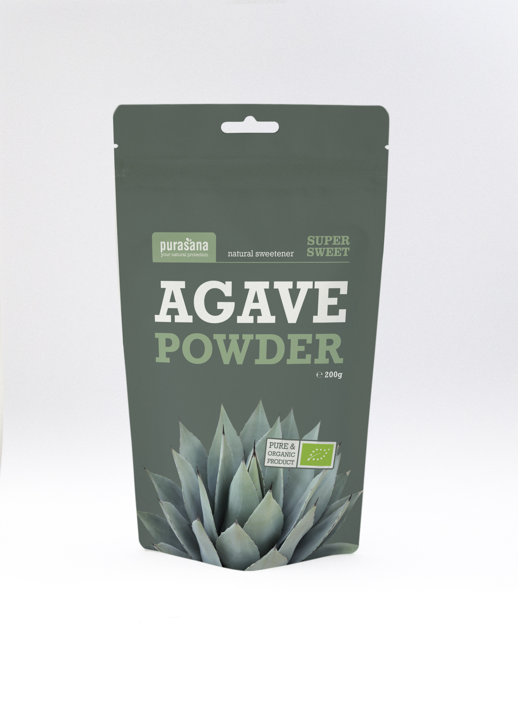agave powder front