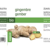 ginger capsules full