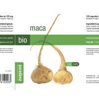 maca bio capsules full